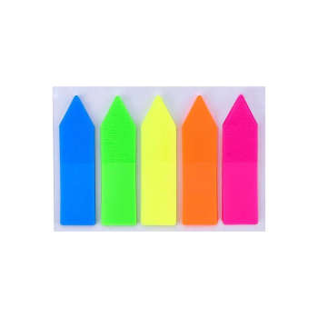 کاغذ یادداشت چسب دار مدل Flags بسته 5 عددی