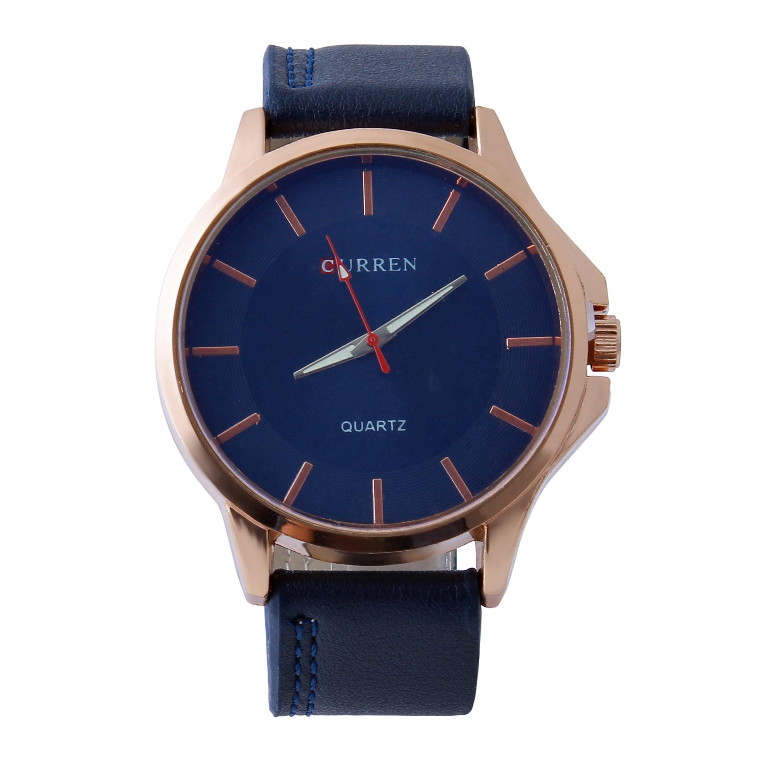 قیمت                      ساعت مچی عقربه ای مردانه کد WHM_134