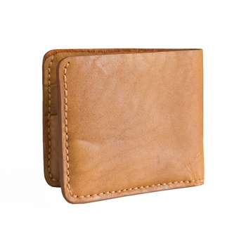 کیف پول چرم شل دیزاین کد SHD001