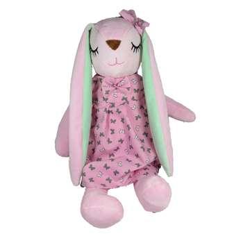 عروسک طرح خرگوش مهربان ارتفاع 40  سانتی متر