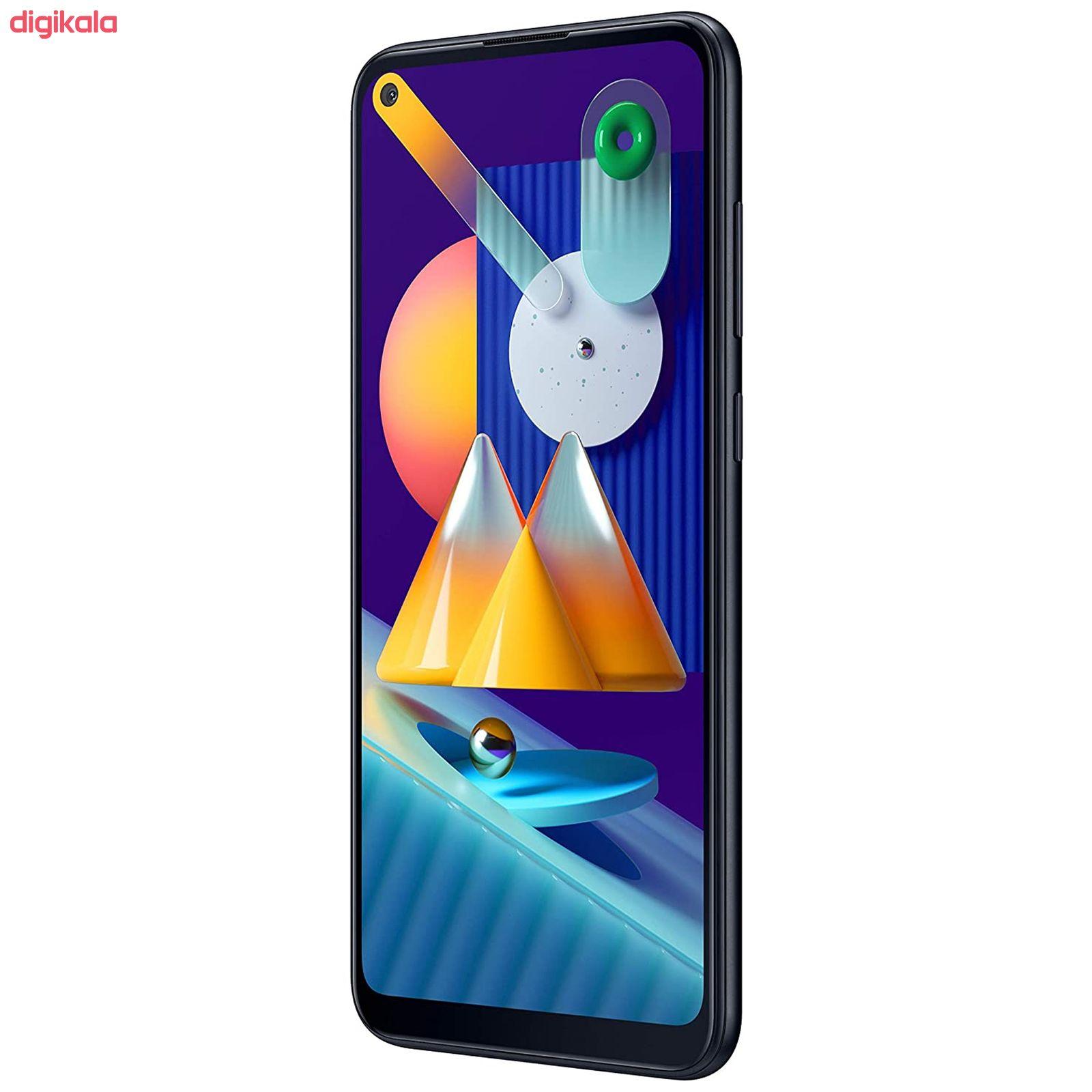 گوشی موبایل سامسونگ مدل  Galaxy M11 SM-M115F/DS دو سیم کارت ظرفیت 32 گیگابایت main 1 3
