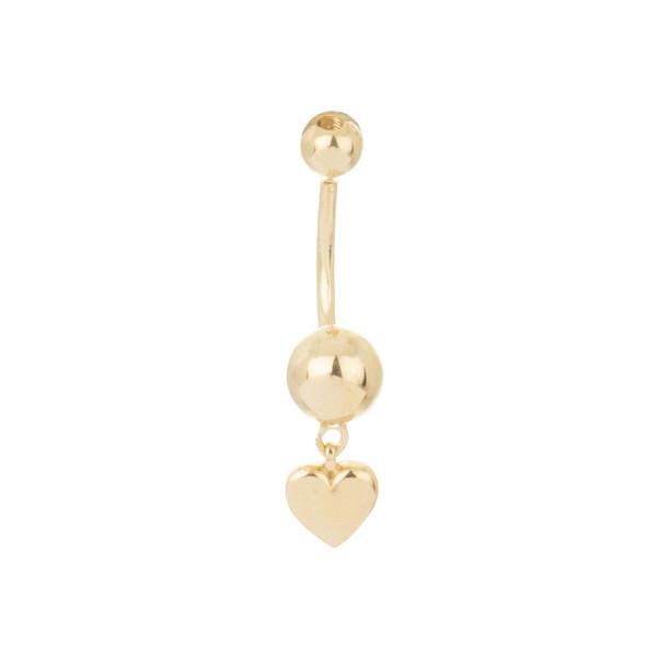 پیرسینگ طلا 18 عیار زنانه مایا ماهک مدل MO0111