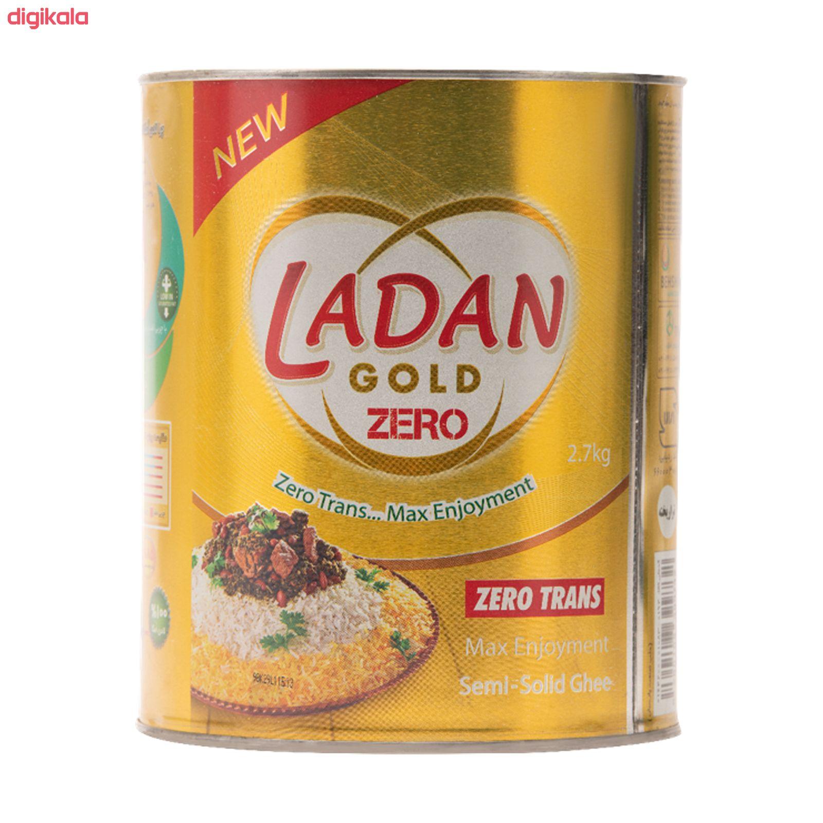 روغن لادن طلایی آزاد بدون ترانس - 2.7  کیلوگرم main 1 4