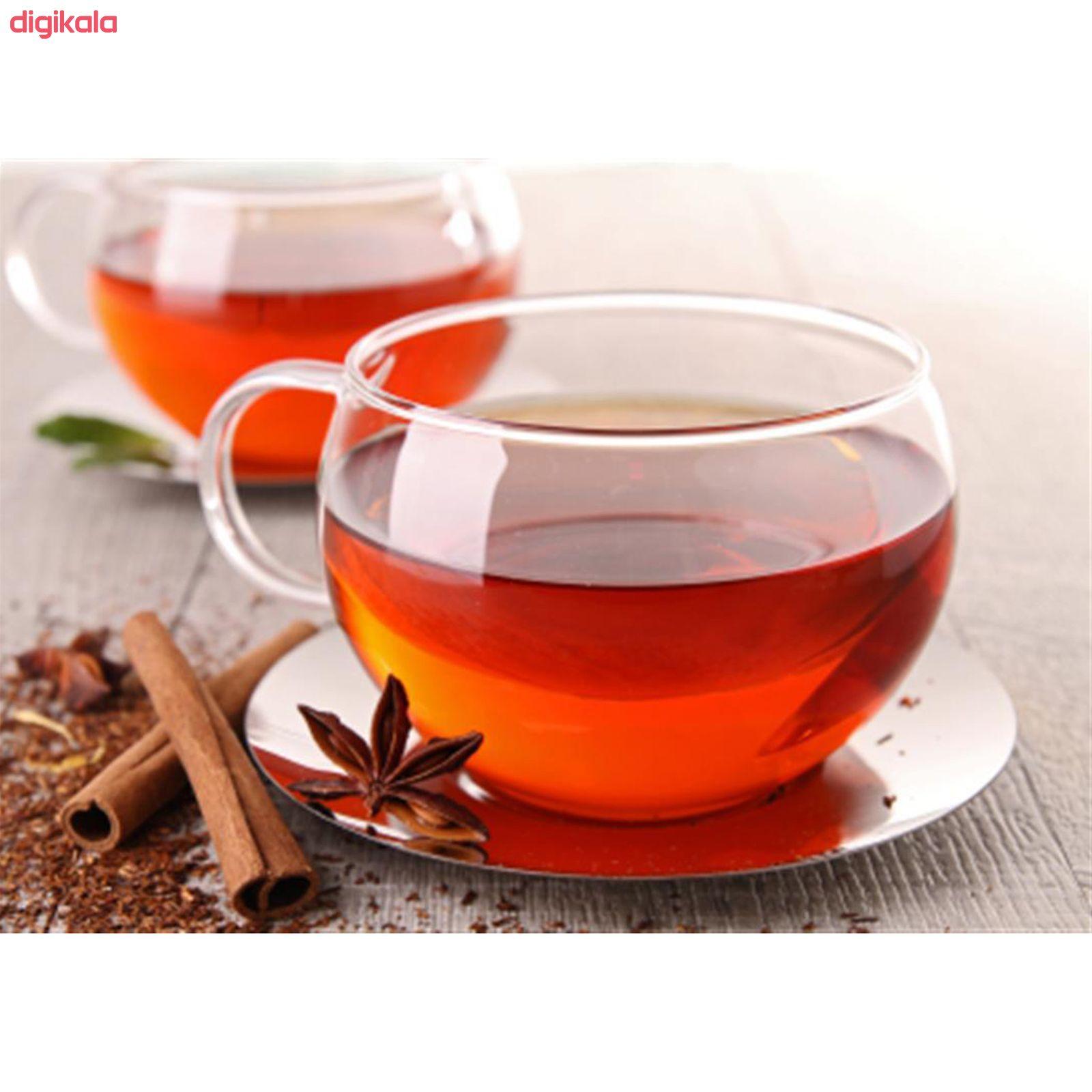 چای سیاه شکسته خارجی جهان سری کره نشان  مقدار 500 گرم main 1 5