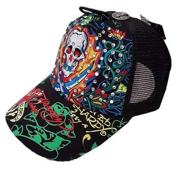 کلاه کپ بچگانه مدل جمجمه