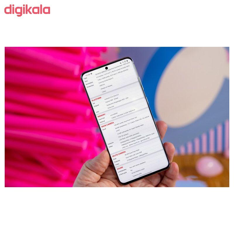 گوشی موبایل سامسونگ مدل  Galaxy S20 Ultra SM-G988B/DS دو سیم کارت ظرفیت 128 گیگابایت  main 1 10