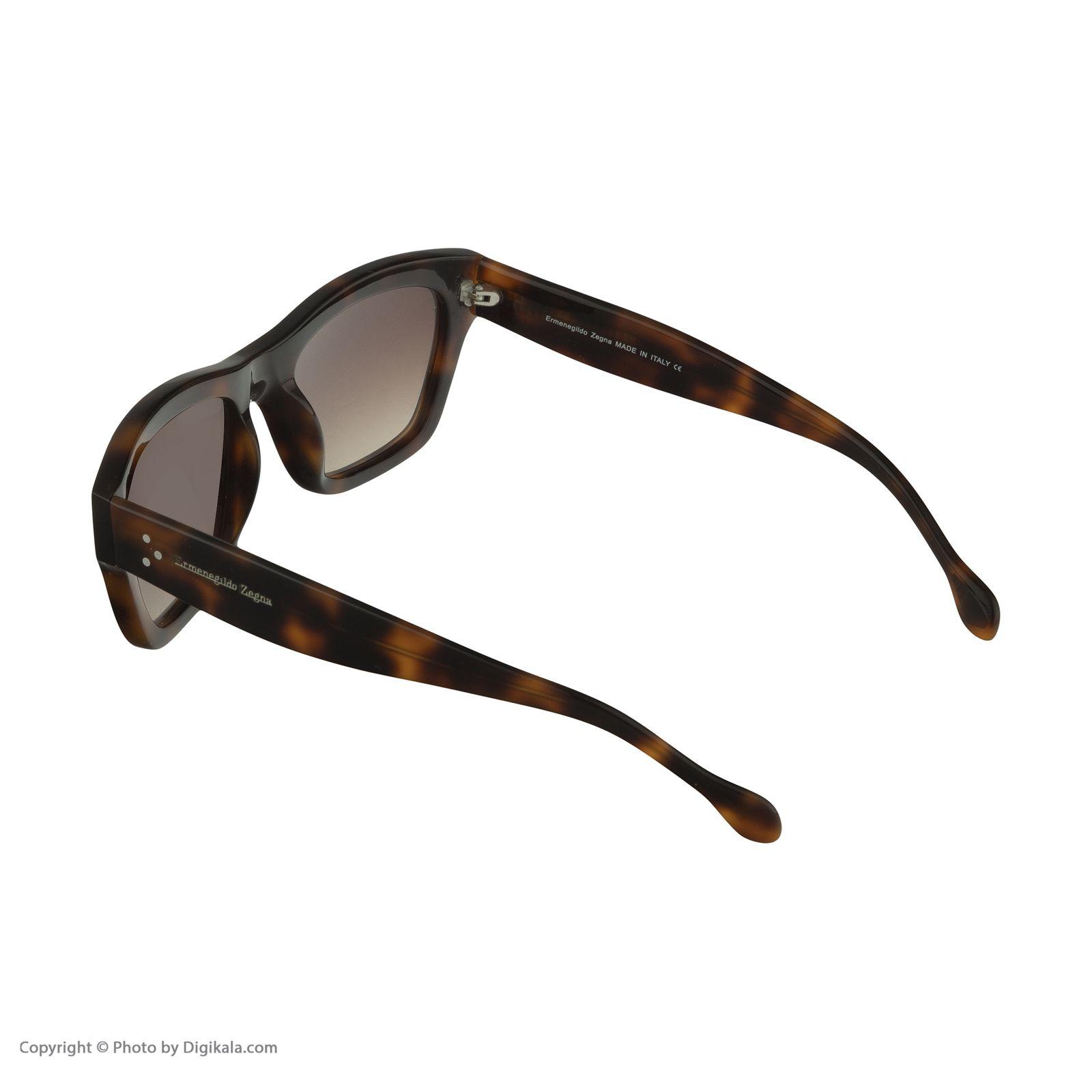 عینک آفتابی ارمنگیلدو زگنا مدل 3700 -  - 3