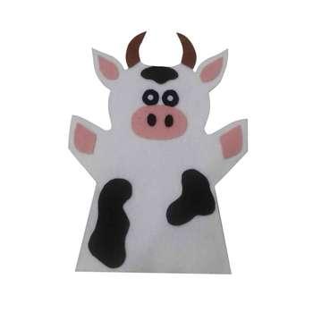 عروسک نمایشی مدل گاو