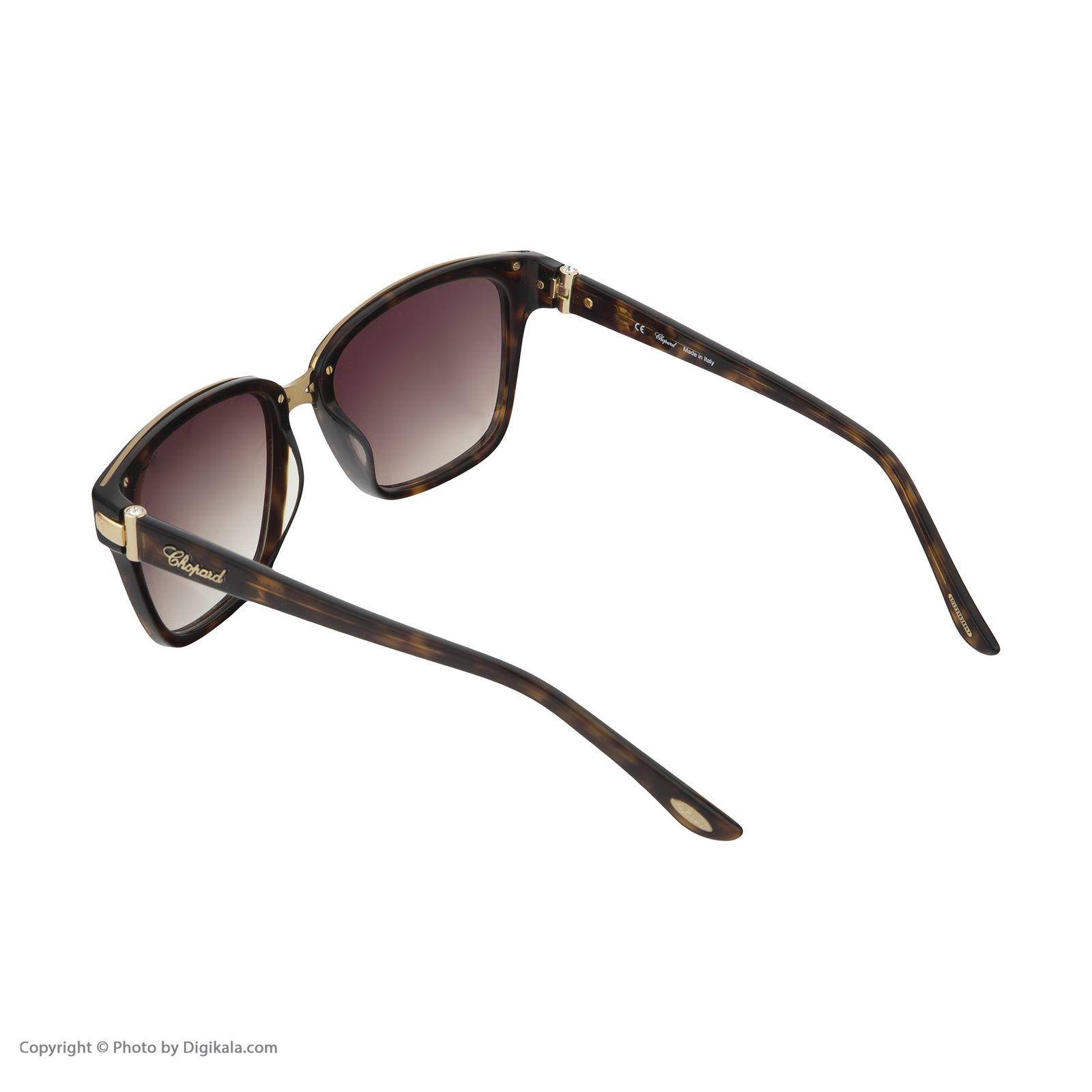عینک آفتابی زنانه شوپارد مدل 128s -  - 6