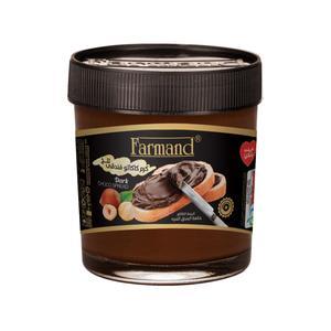 کرم کاکائو تلخ فندقی فرمند - 200 گرم