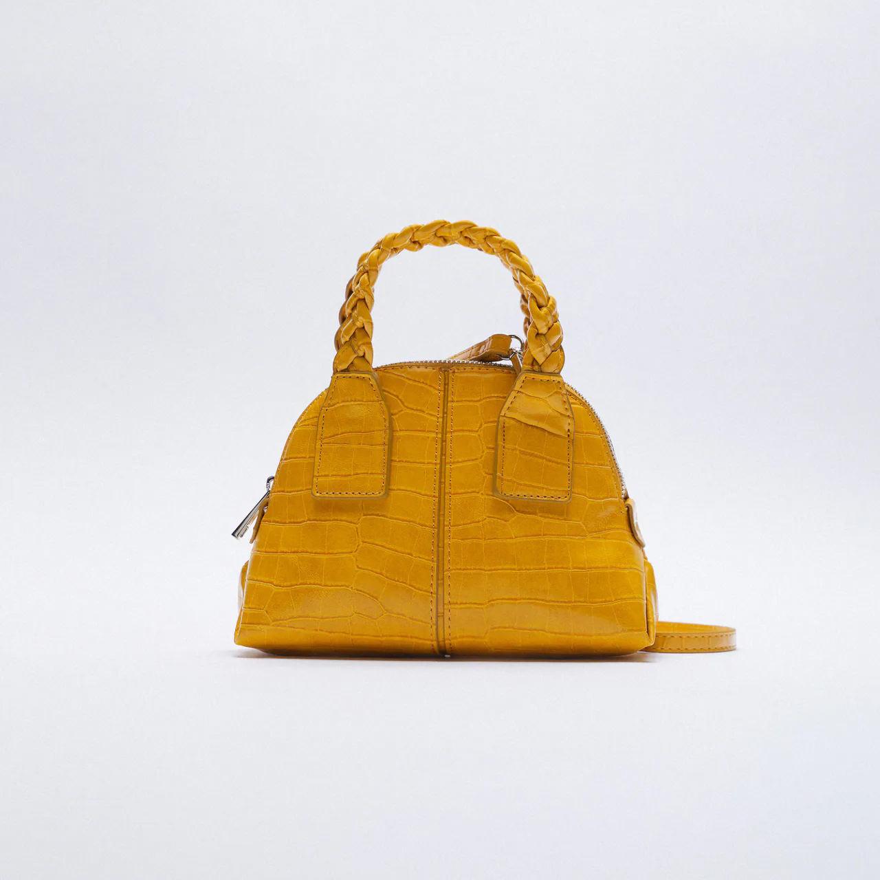 کیف دستی زنانه زارا مدل 6219710