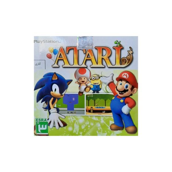 مجموعه بازی های آتاری مخصوص ps1