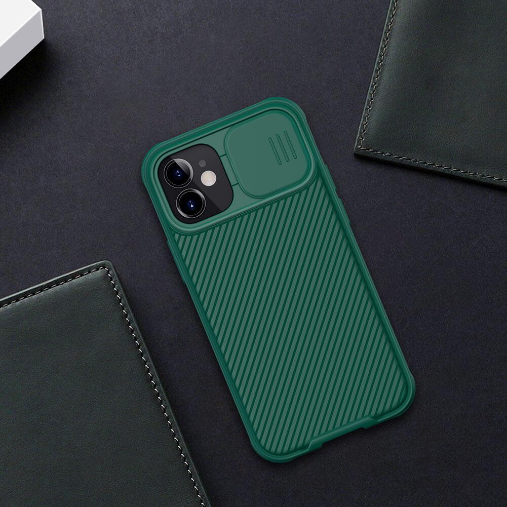 کاور نیلکین مدل CAMSHIELD-PRO-12MIN مناسب برای گوشی موبایل اپل IPHONE 12 MINI main 1 20