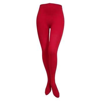 جوراب شلواری زنانه پِنتی مدل 200DEN رنگ قرمز