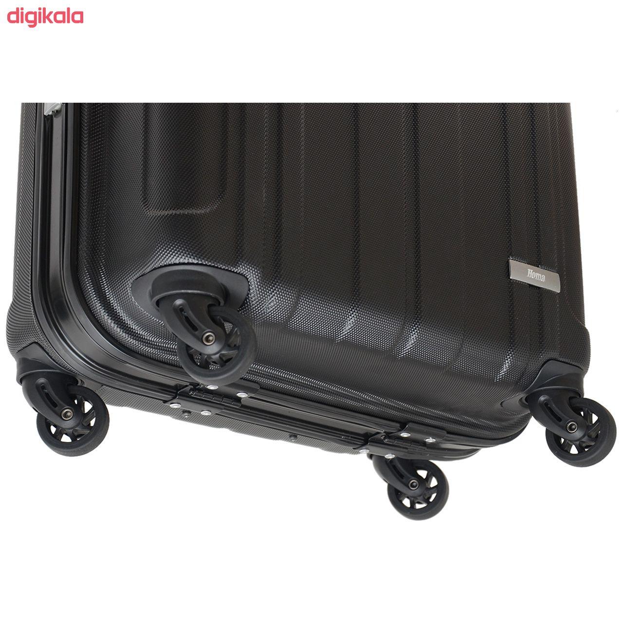 چمدان خلبانی هما مدل 600025 main 1 9