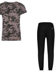 ست تی شرت و شلوار مردانه کد 111213-4 -  - 1