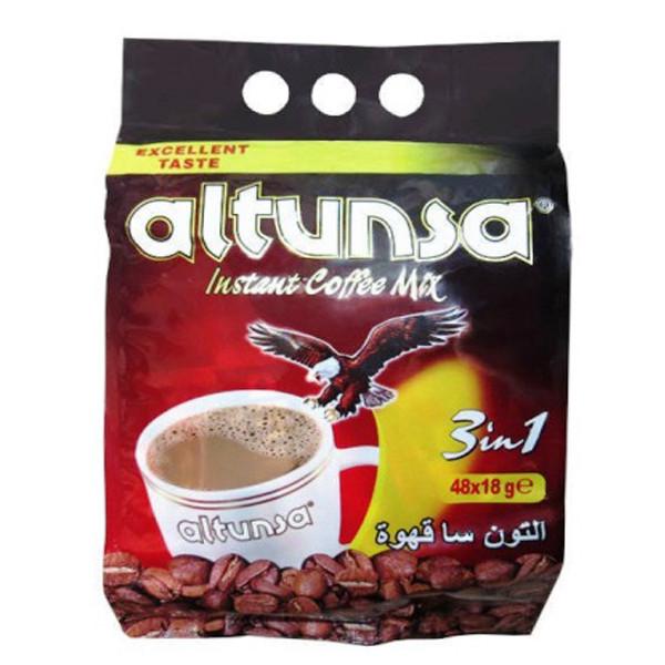 قهوه فوری آلتونسا -500 گرمبسته 40 عددی