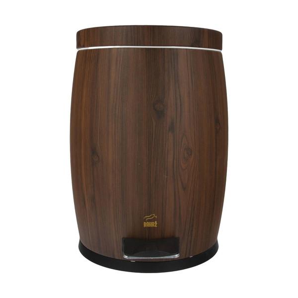 سطل زباله پدالی بهازکالا مدل  خمره ای