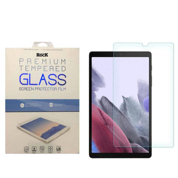 محافظ صفحه نمایش شیشه ای راک مدل HMG مناسب برای تبلت سامسونگ Galaxy Tab A7 Lite T220/T225
