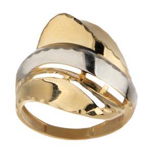 انگشتر طلا 18 عیار زنانه مدل T16717