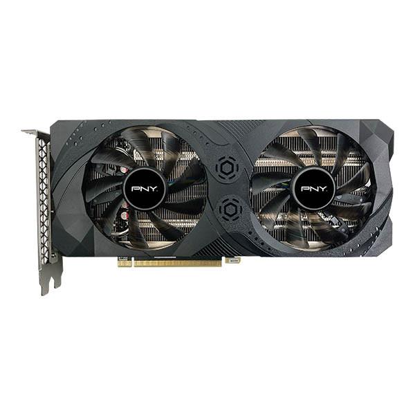 کارت گرافیک پی ان وای مدل  GeForce RTX 3060 Ti 8GB UPRISING Dual Fan