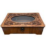 جعبه پذیرایی چوبی مدلTRH