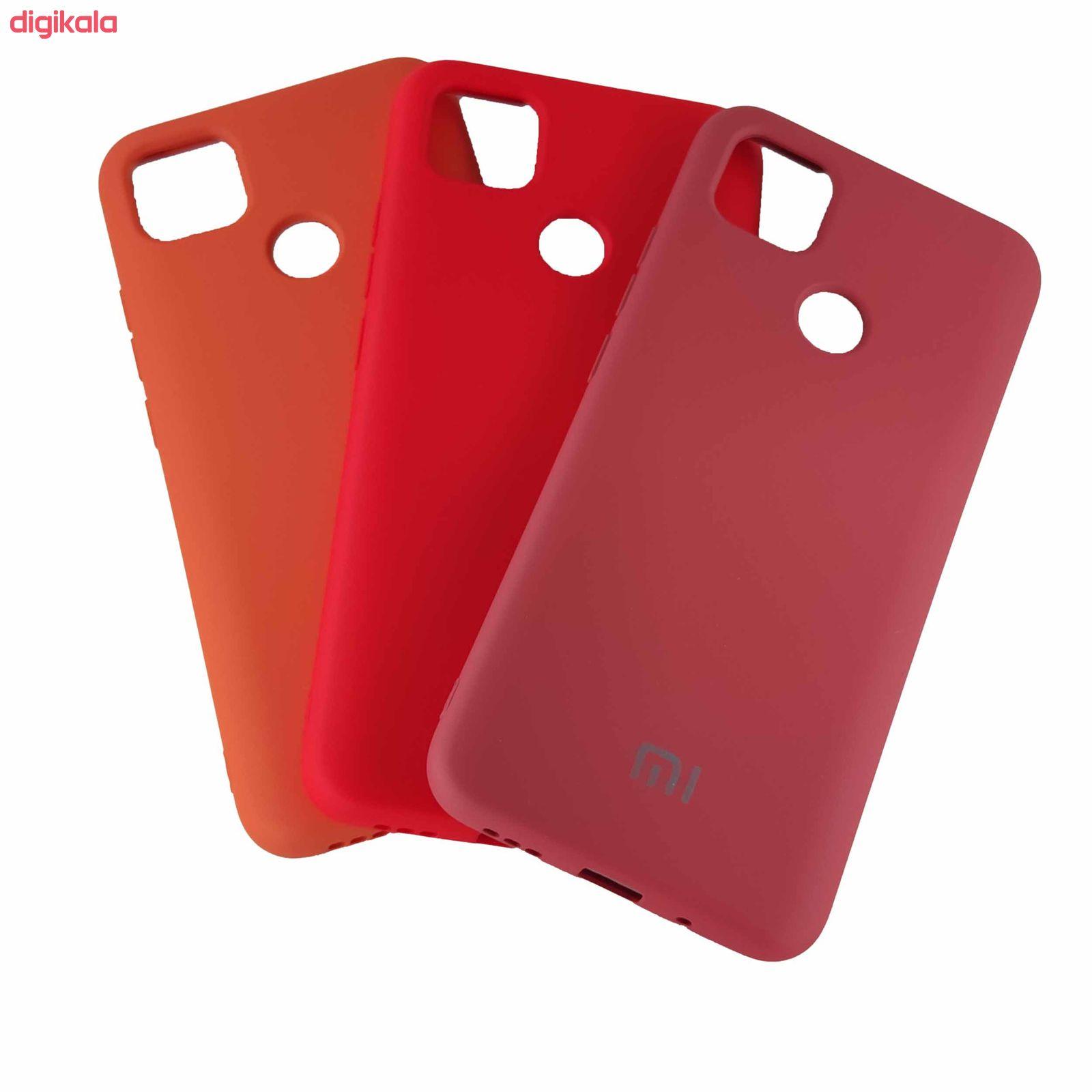 کاور مدل SLIKNI مناسب برای گوشی موبایل شیائومی Redmi 9c main 1 17