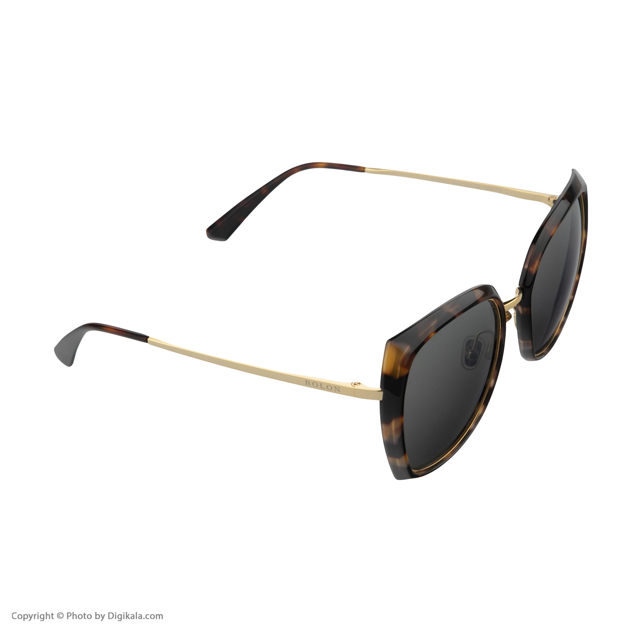عینک آفتابی زنانه بولون مدل BL6058B20