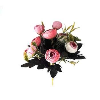 گل مصنوعی مدل نسترن کد 013
