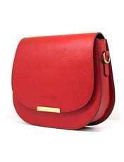 کیف دوشی زنانه چرم آرا مدل d060 -  - 2