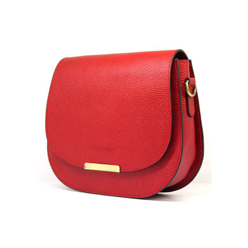 کیف دوشی زنانه چرم آرا مدل d060 -  - 3