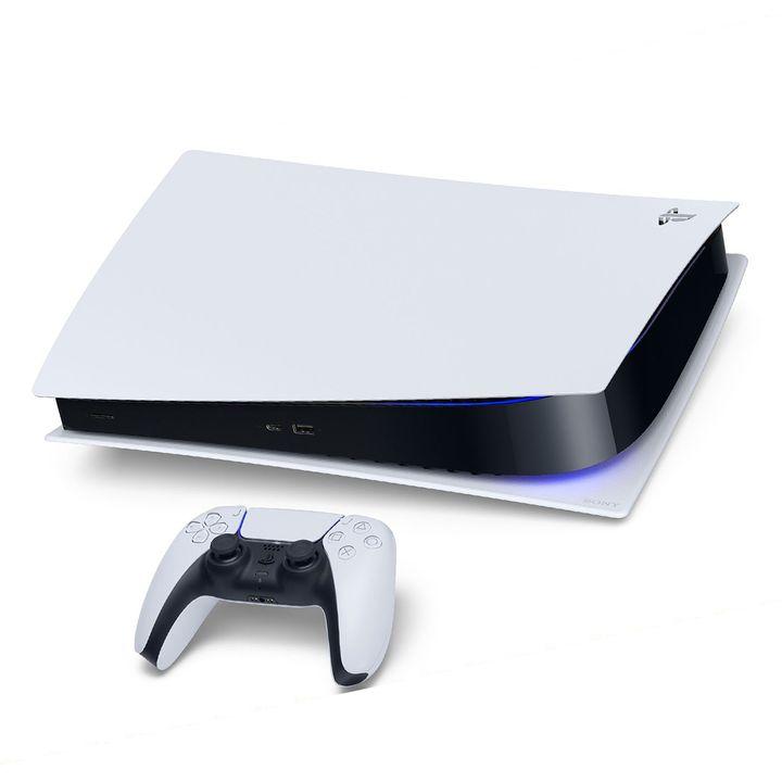 مجموعه کنسول بازی سونی مدل PLayStation 5 Digital به همراه هدست سونی Pulse 3D thumb 2 1