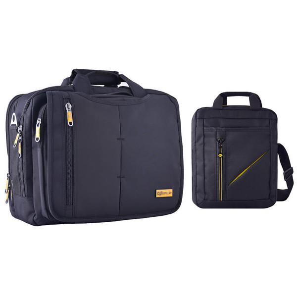 کیف لپ تاپ کد 026 مناسب برای لپ تاپ 15 اینچی به همراه کیف دوشی