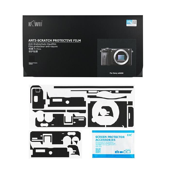 برچسب پوششی کی وی مدل KS-A6600MK مناسب برای دوربین عکاسی سونی a6600