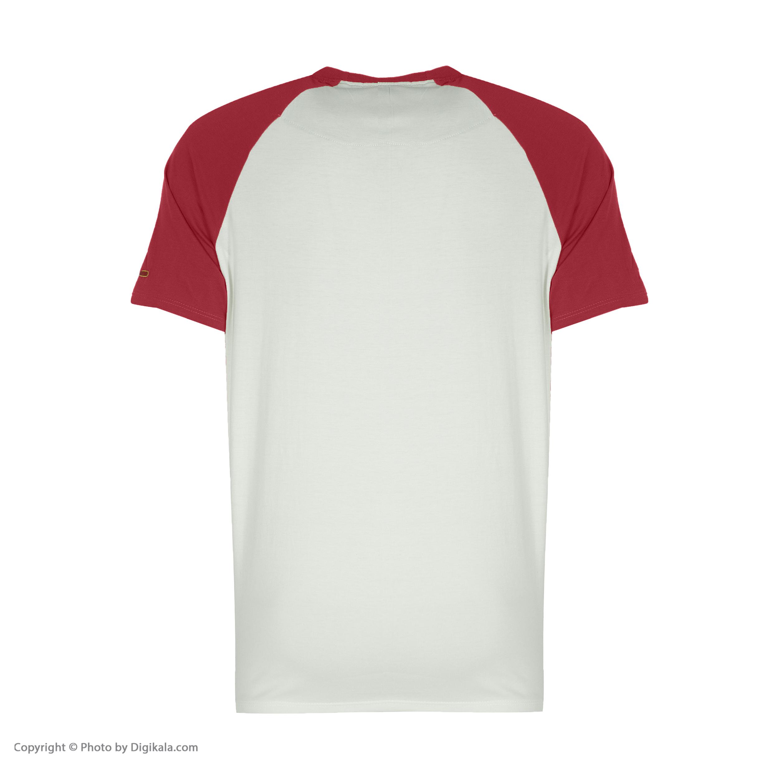 ست تی شرت و شلوارک راحتی مردانه مادر مدل 2041107-74 -  - 6