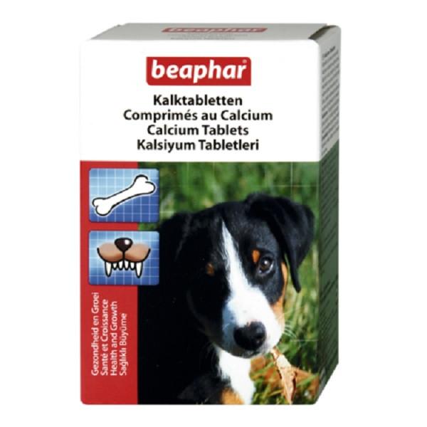 قرص کلسیم سگ بیفار مدل Calcium Tablets بسته 180 عددی
