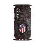 برچسب پوششی ماهوت مدل Atletico de Madrid-FullSkin مناسب برای گوشی موبایل شیائومی Mi Note 10 Lite