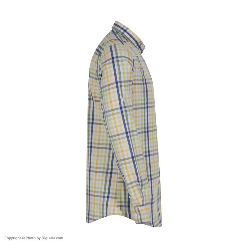 پیراهن مردانه رونی مدل 03-11330234