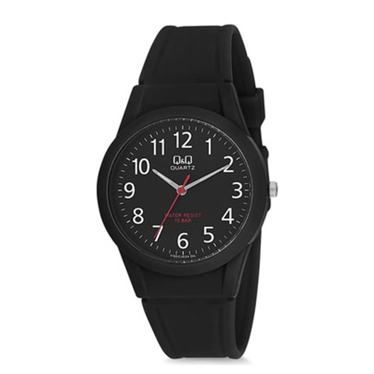 ساعت مچی عقربه ای کیو اند کیو مدل VQ50J024Y