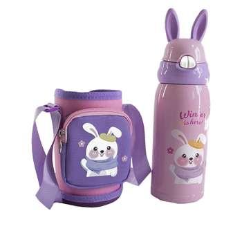 فلاسک کودک مدل rabbit کد 125 گنجایش 0.5 لیتر