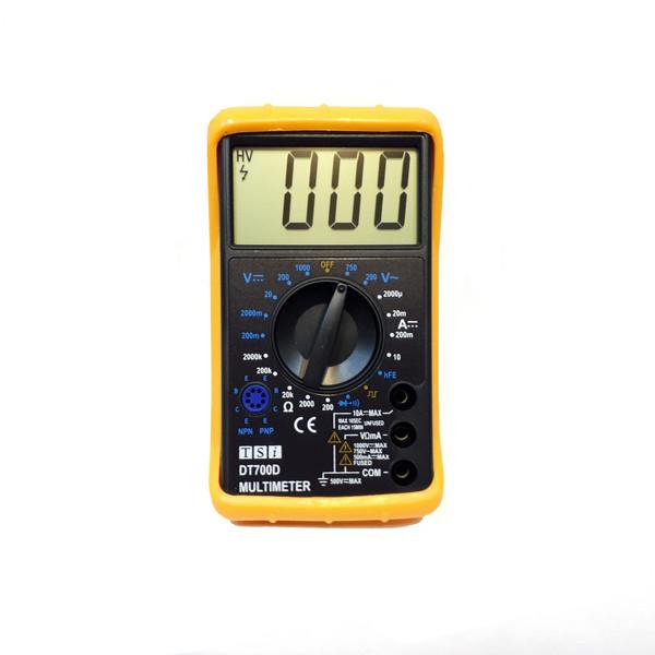 مولتی متر دیجیتال تی اس آی مدل DT700