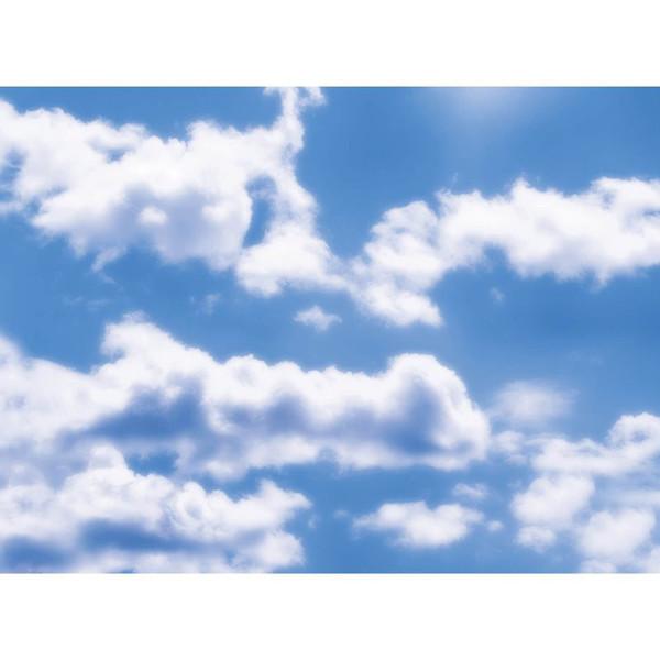 پوستر دیواری وان وال مدل W4P-Clouds-001