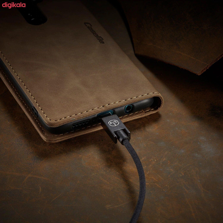 کیف کلاسوری کیس می مدل Vintage-013 مناسب برای گوشی موبایل شیائومی Redmi Note 8 Pro main 1 9
