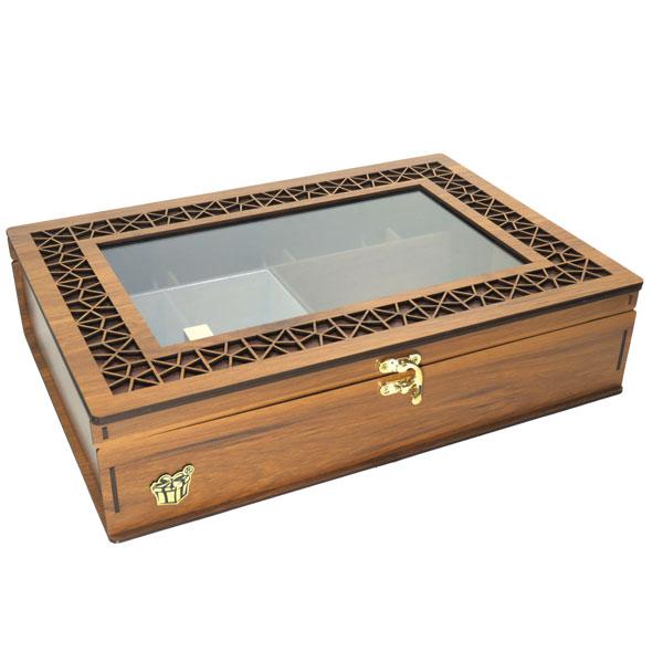 جعبه پذیرایی لوکس باکس کد LB19