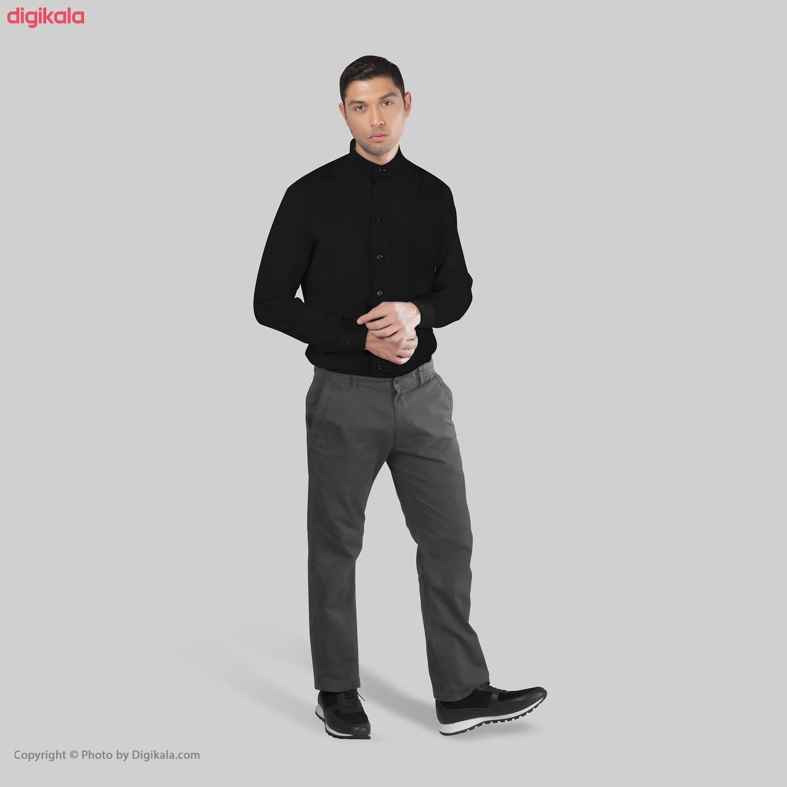 پیراهن مردانه ناوالس کد Tet-D-BK main 1 1