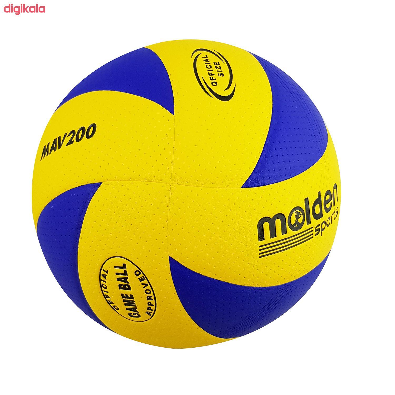 توپ والیبال مولدن مدل Mv200 main 1 2