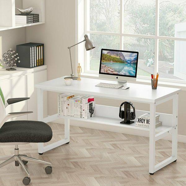میز کامپیوتر مدل گل یاس gty12500000