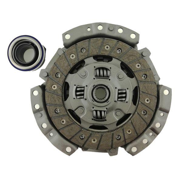 دیسک و صفحه کلاچ دلتا مدل 001 مناسب برای پراید