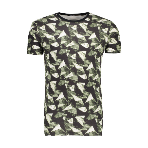 تی شرت مردانه کیکی رایکی مدل MBB2469-018
