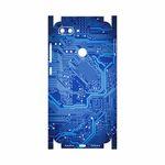 برچسب پوششی ماهوت مدل Blue Printed Circuit Board-FullSkin مناسب برای گوشی موبایل شیائومی Mi 8 Lite